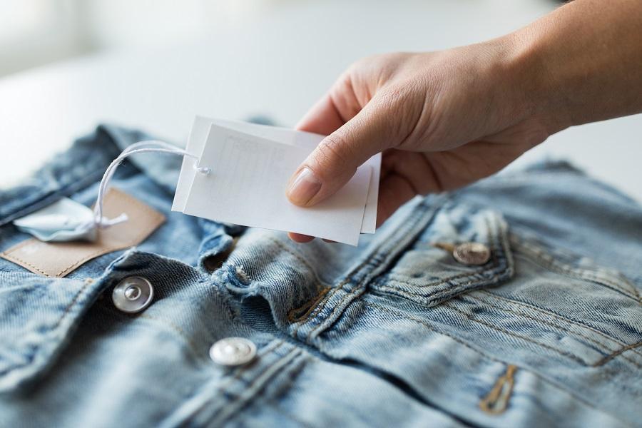 Textilkennzeichnung und Grundpreisangabe bei Amazon